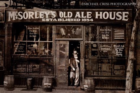 old ale house mcsorley s old ale house oldest irish bar in nyc dom s blog