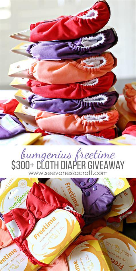 Cloth Diaper Giveaways - giveaway bumgenius 300 cloth diaper stash see vanessa craft