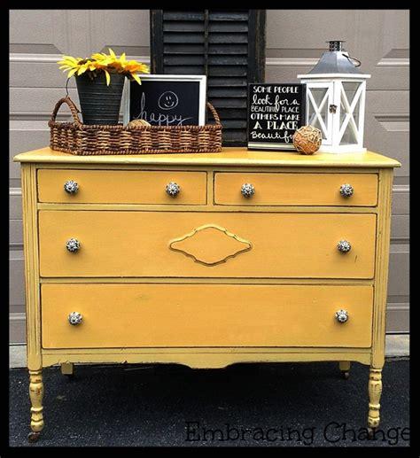 Mustard Yellow Dresser by 17 Best Ideas About Yellow Dresser On Yellow