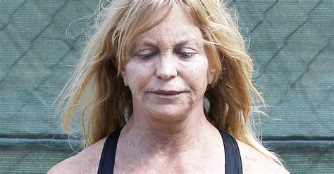 goldie hawn now photos see goldie hawn without makeup us weekly