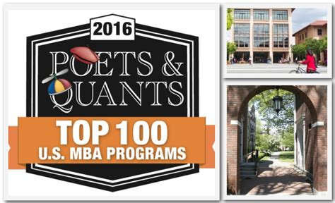 Poets And Quants Top 100 Mba S by 2016 Poets Quants Mba Ranking Page 2 Of 6