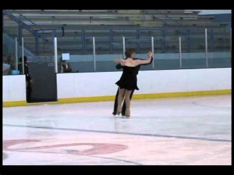 swing ice dance ice dance pre bronze swing dance adult daven lee with