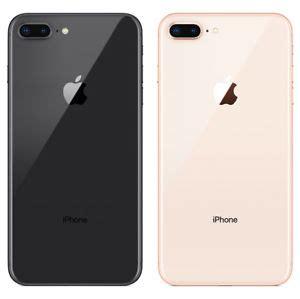 new apple iphone 8 plus space gray gold 256 gb sim free factory unlocked ebay
