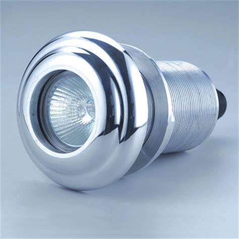 led thru hull boat lights underwater lights marine and rv lighting accessories