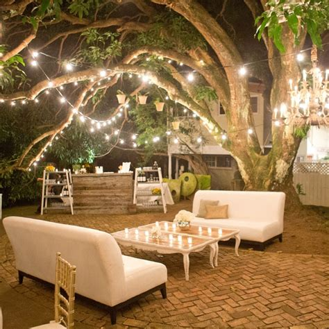 elegant backyard wedding reception best 25 elegant backyard wedding ideas on pinterest