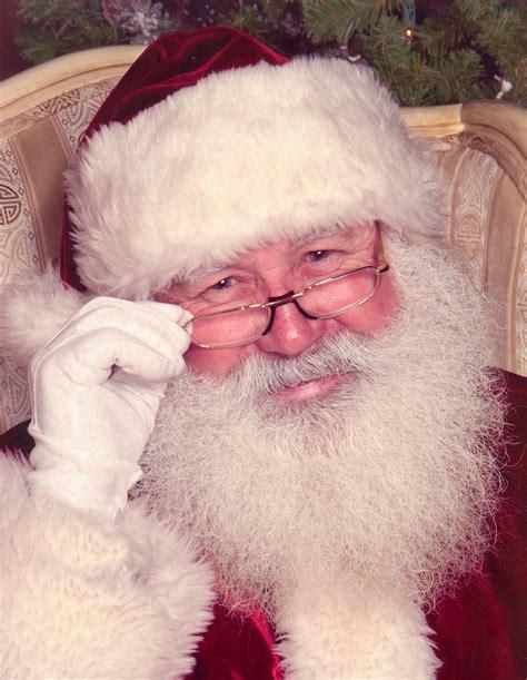 santa claus at the tacoma holiday food gift festival