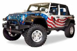 american flag jeep americana quot white blue quot