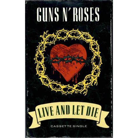 download mp3 guns n roses live and let die live and let die by guns n roses tape with popfair ref