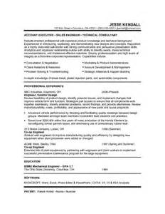 Change Of Career Resume Sle by Career Change Resume