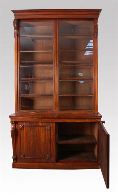 library bookshelves for sale goncalo alves two door library bookcase for sale