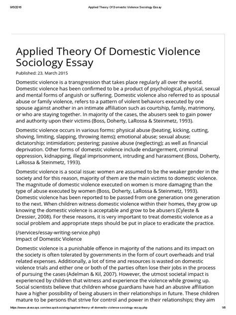 domestic violence dissertation domestic violence essays domestic violence essay domestic