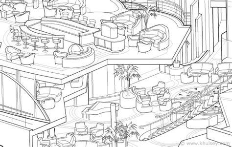 tutorial line art illustrator adobe illustrator tutorial advanced vector cutaway ship