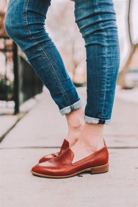 madewell frances loafers   colors kelly   city
