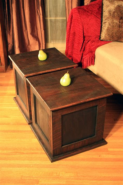 coffee table with storage storage cube coffee table reclaimed wood rustic