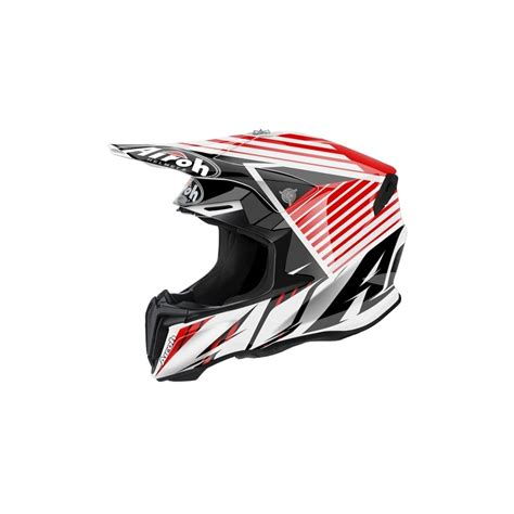 airoh motocross helmets uk airoh twist motocross helmet strange red motorcycle