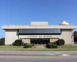 Rowan County Property Records Tax Assessor Rowan County