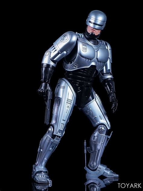 18 Inch Enterbay 14 Scale Robocop 3 enterbay hd masterpiece 1 4 scale robocop 3 figure toyark photo shoot the toyark news