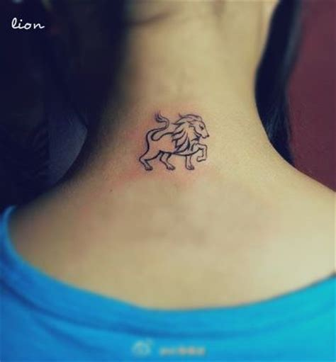25 best ideas about small lion tattoo on pinterest lion