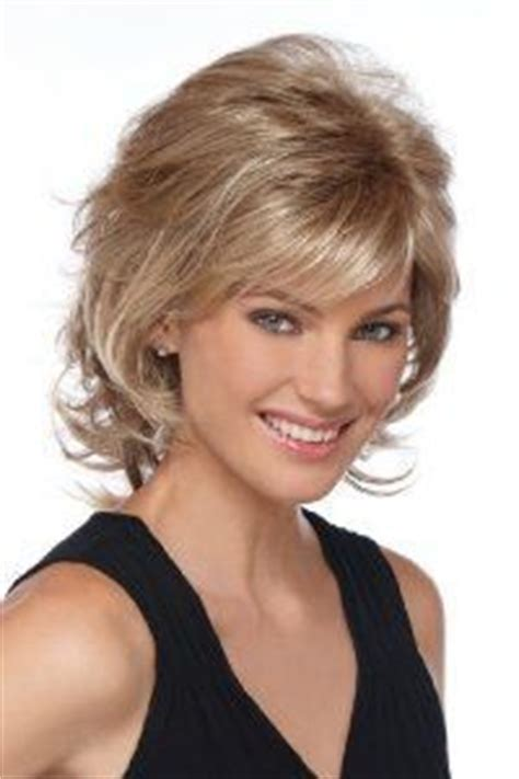 bangs hairstyles meduim shag flip 76 best images about blonde on pinterest nancy dell olio