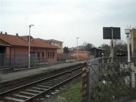 stazione certosa di pavia passaggio a livello di pavia porta garibaldi parte 2
