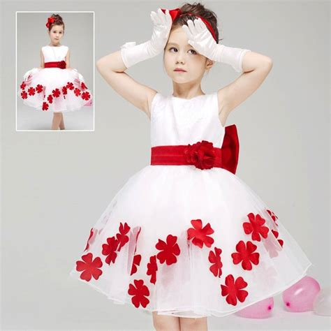 2in1 Flower Tutu Dress Anak cut and prettiest frocks design ideas designers
