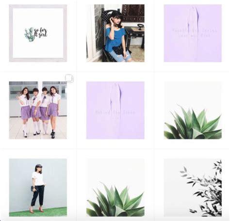 membuat instagram rapi yuk intip 7 seleb indonesia yang punya feed instagram rapi