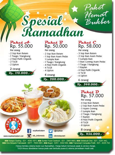 Paket Bersih Di Bulan Ramadhan promo spesial ramadhan