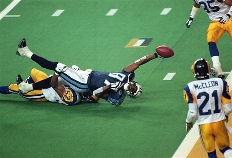 rams bowl bowl xxxiv rams get their title by inches sfgate