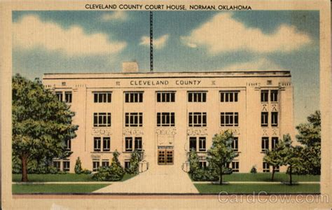 cleveland county court house norman ok