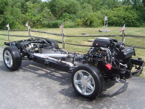 Auto Chassis by Power Performance Rolling Chassis Packages Cleveland