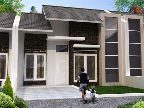 gambar desain rumah minimalis 1 lantai type 120 contoh z