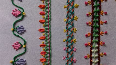 embroidery design tutorial hand embroidery stitches tutorial for beginners facebook