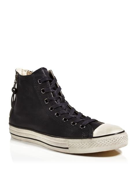 chuck leather sneakers converse by varvatos chuck all quito