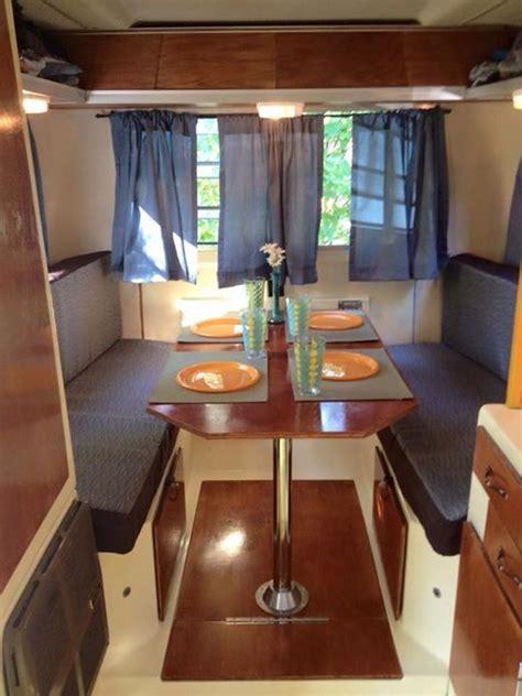 vintage trailer interior lights trillium trailer interior vintage trailers
