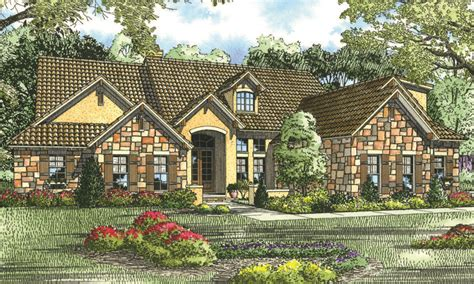 tuscan villa house plans plan 59855nd tuscan villa with in law suite house plans