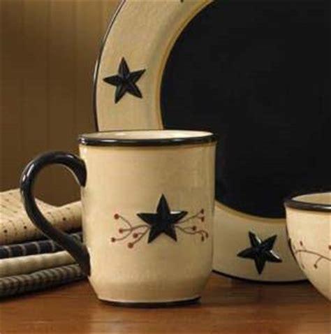 Star Vine Mugs by Park Designs   Star Vine Dinnerware