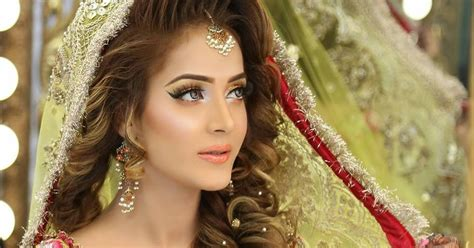 hairstyles 2017 in pakistan bridal kashee s mehndi day hairstyles 2017 in pakistan