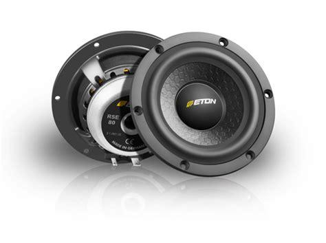 Speaker Acr Range eton prw80 8cm 4 quot mid range car speaker speakers loud speaker midrange