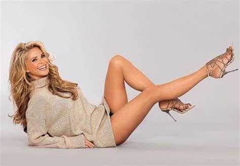 best looking high heels christie brinkley 60 yrs best looking 60