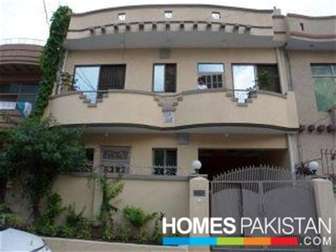 Rwp Home Design Gallery 6 Marla 6 Bedroom S House For Sale Airport Housing