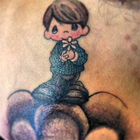 precious moments tattoos precious moments