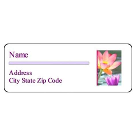Avery Template 48860 Address Label
