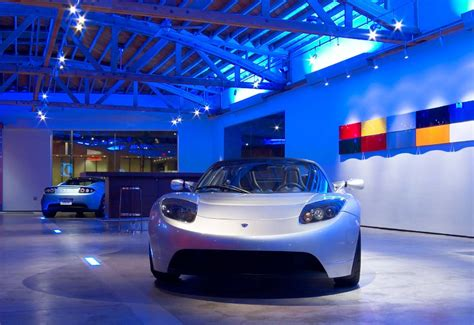 Tesla Motors Los Angeles Tesla Motors Flagship Store In Los Angeles By Ccs