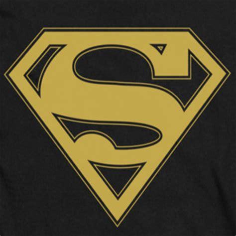 Superman Gold Longsleeve superman gold shield shirts superman shirts