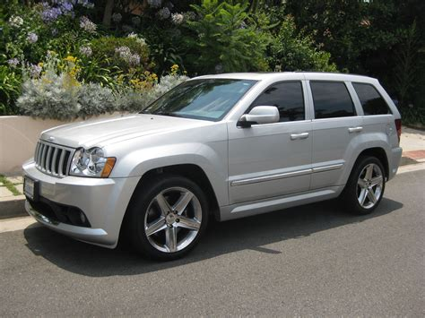 jeep srt 2006 2006 jeep grand cherokee srt8 review