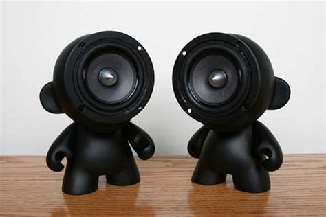cool stereo systems 17 cool speakers designs that look better than they sound