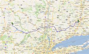 Map Connecticut New York by Map Of Connecticut And New York You Can See A Map Of