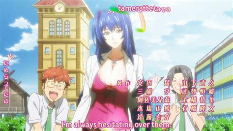 maken ki fansub review hatsuyuki maken ki episode 06