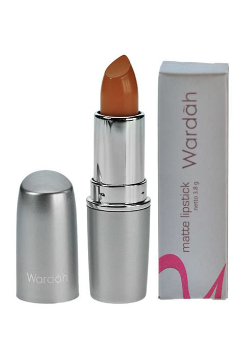Wardah Matte Lipstick No 4 wardah cosmetics wardah cosmetic matte end 4 20 2019 10