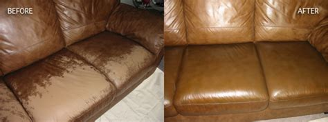 diy couch repair restoring leather sofa diy crafts